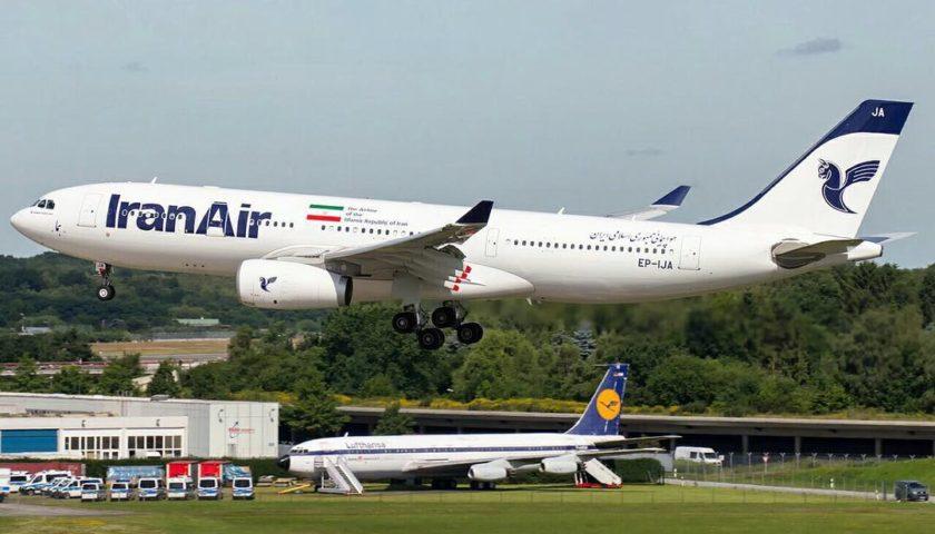 イラン航空、B777-300ER導入で成...