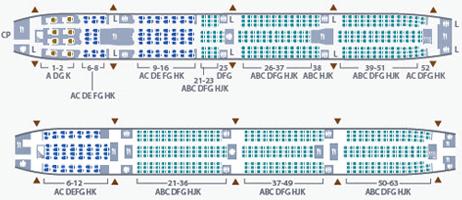 ガルーダインドネシア航空、羽田~ジャカルタ線へb777 300erを再投入 Sky Budget スカイバジェット