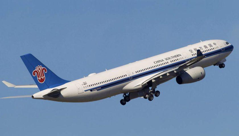 中国南方航空、中国民用航空局へ...