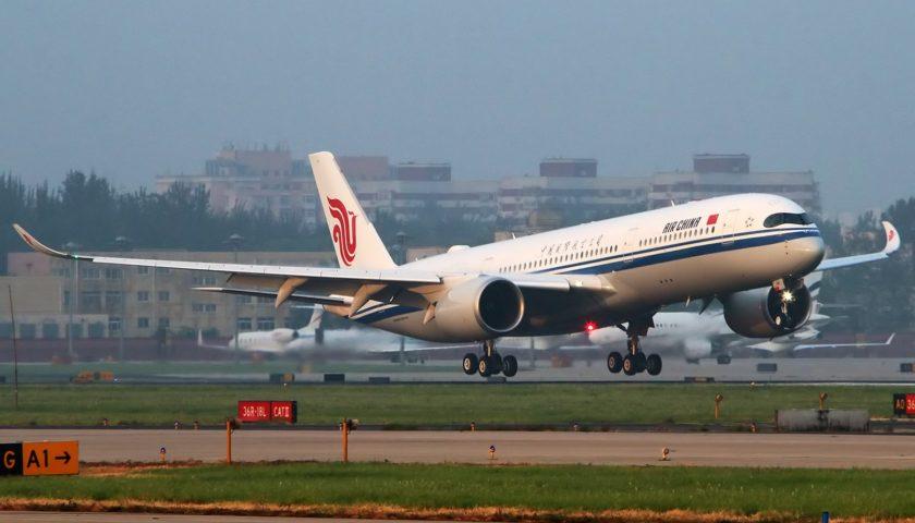 中国国際航空、中国民用航空局へ...