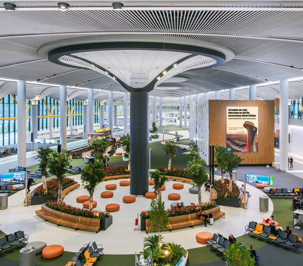 イスタンブール新空港への移転が完了し、本格的運用が開始