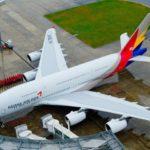 アシアナ航空、新型ウイルスによる日本線の減便・運休路線を発表