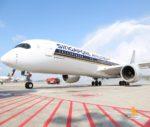 シンガポール航空、東京/羽田~シンガポール線のA350-900型機の運航を1往復分追加 2020年3月29日から