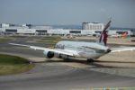 カタール航空、受領したB787-9型機4機を翌日アメリカへ送り返す