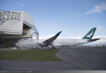 キャセイパシフィック航空、香港航空の余剰パイロットを受け入れる意向を表明