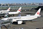 JALの2020年12月の最新の国際線運航計画一覧 12月4日更新