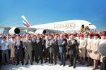 エミレーツ航空、所有するA380型機の40%を退役へ