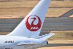 JALの10月の国際線の増便・減便路線の一覧[前月比]