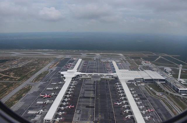 クアラルンプール空港、受入れ能力を1億5000万人までの倍増を計画 ...