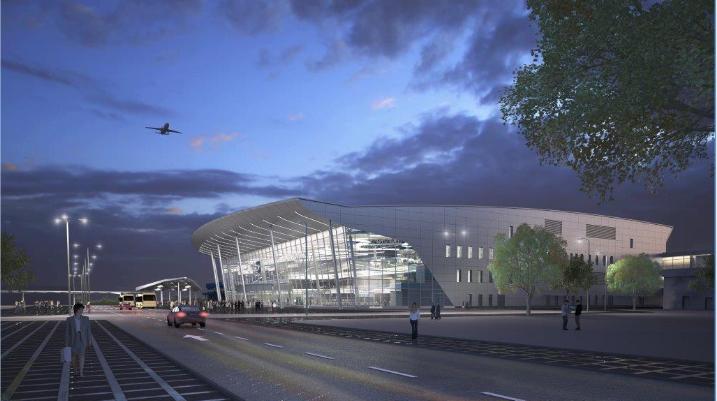 日本企業連合(双日・JATCO・JOIN)とロシアのKHVが共同でハバロフスク国際空港新旅客ターミナルを建設し、運営する協定書に調印