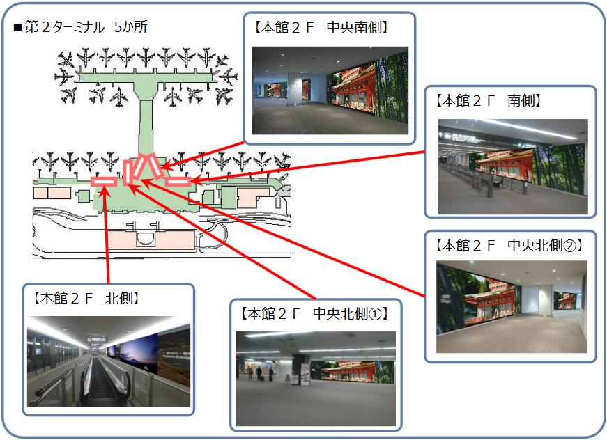 成田空港、東京オリンピックに向けた取り組みの一環でT1、T2到着コン ...