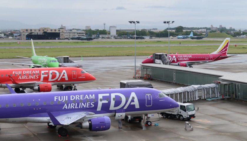 ドリーム エアラインズ フジ 違いはここにあり!JAL・ANAとフジドリームエアラインズ(FDA)の違い