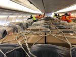 ルフトハンザグループ、旅客機を貨物機として運航 客室部にも貨物を搭載