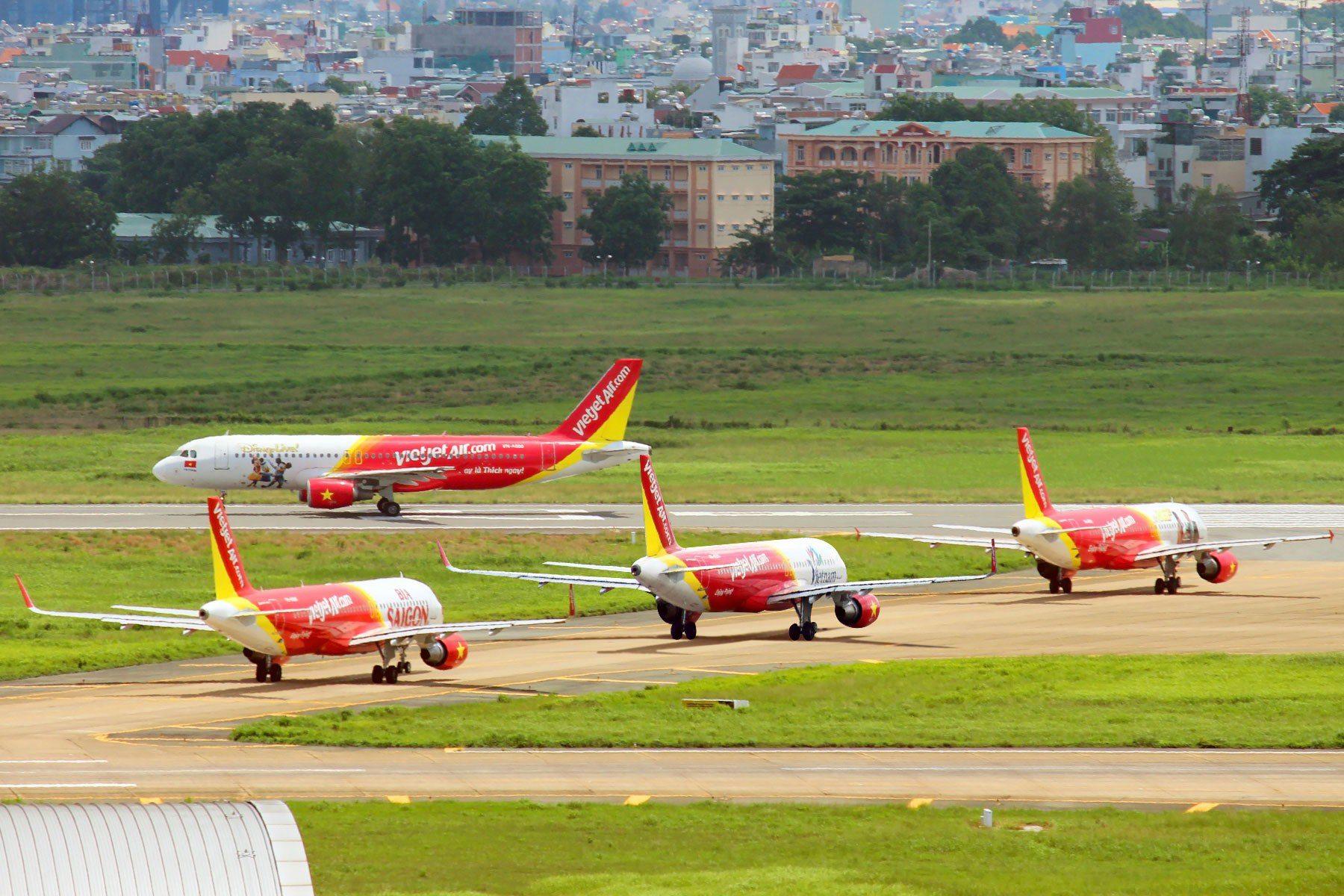 ベトジェットエア、2020年末までに90機体制とすることを発表