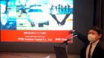 新LCCのトキエア、2022年の就航に向けプロペラ機でルート確認などを実施