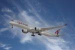カタール航空、エアバスへの脅しを実行へ A350の塗装問題により同機の受領を当面拒否へ