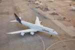 ルフトハンザドイツ航空、航空需要の回復により2時間の短距離路線にB747を投入