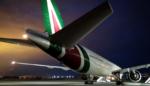 アリタリア航空、本日2021年7月9日に東京/羽田~ローマ線に就航
