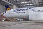 ルフトハンザドイツ航空、元フィリピン航空のA350-900型機をリース導入